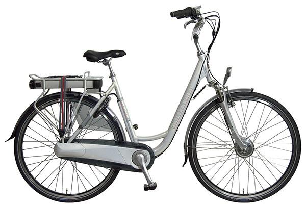Bezorgservice en zakelijk E-Bikes